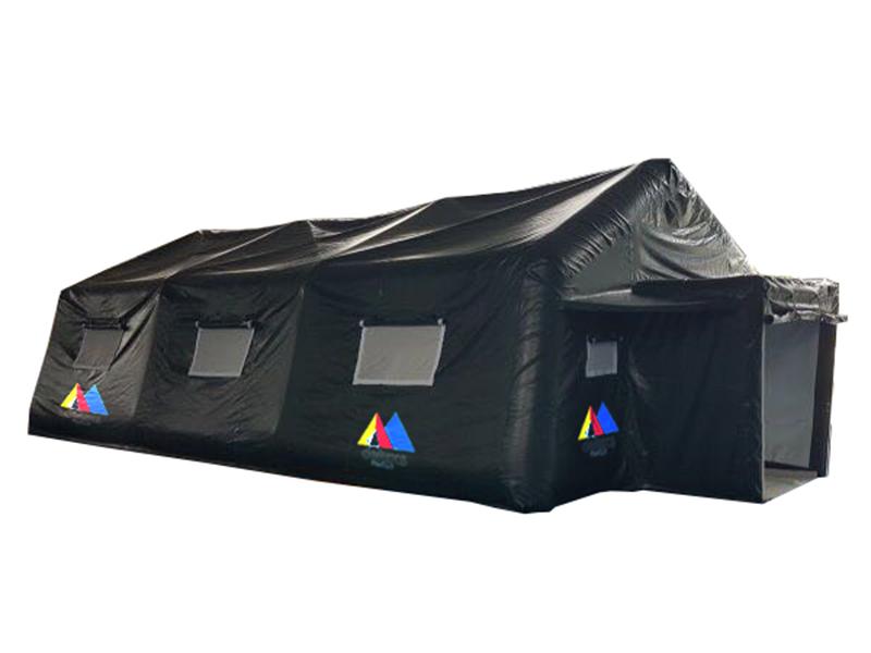 ウイルス感染を見逃すな!!陰圧テントで感染防止対策をアシスト